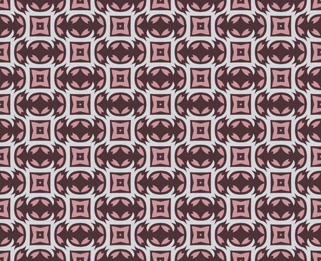 Illustration pour Abstract seamless ornament pattern. Vector illustration. - image libre de droit