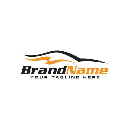 Illustration pour Automotive car logo design. Car Logo Vector Illustration. - image libre de droit