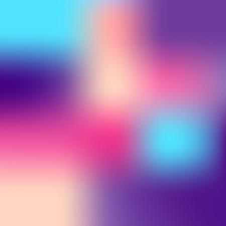 Ilustración de Abstract colorful blurred vector backgrounds. Elements for your website or presentation. - Imagen libre de derechos