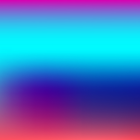 Ilustración de Colorful abstract light neon blurred gradients, retro 80's futuristic background - Imagen libre de derechos