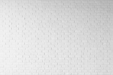 Photo pour white brick wall background - image libre de droit