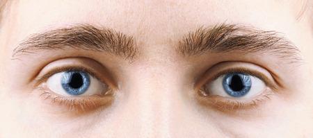 Photo for Close Up Of A Man Eyes, macro - Royalty Free Image