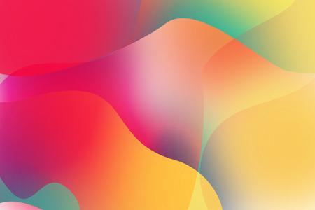 Photo pour Soft color gradient in color space - image libre de droit