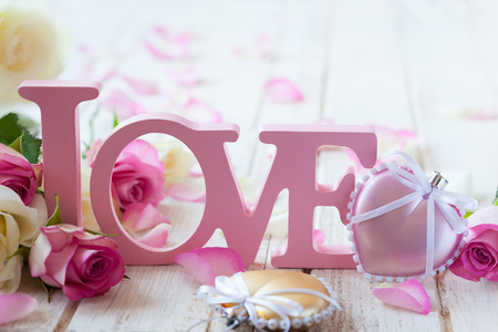 Photo for Valentine\'s day concept - Royalty Free Image