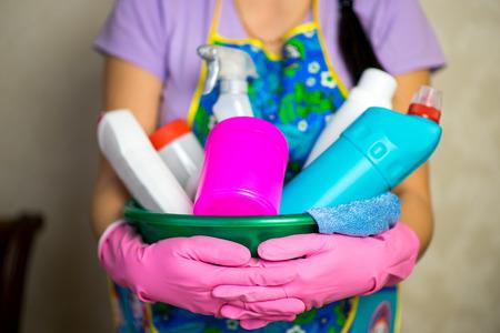 Foto de household chemicals - Imagen libre de derechos