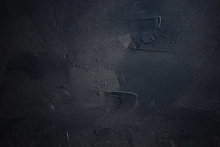 Photo pour dark plastered background, hand made textured photo background - image libre de droit