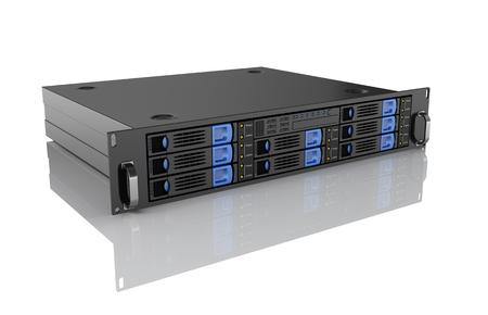 Foto für Computer server unit - Lizenzfreies Bild