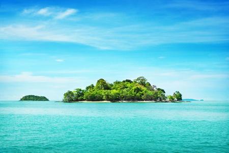 Foto de Tropical island - Imagen libre de derechos