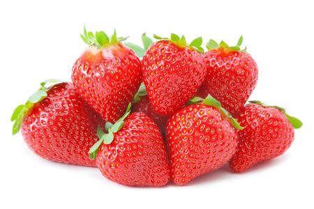 Photo pour Strawberries - image libre de droit