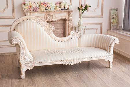 Foto de sofa in interior - Imagen libre de derechos