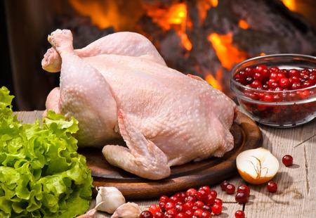 Foto de chicken - Imagen libre de derechos