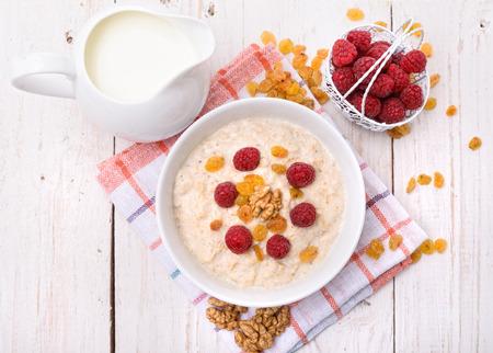 Foto de oatmeal - Imagen libre de derechos
