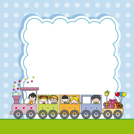 Train with children  framework