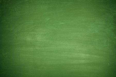 Photo pour Blank Green Blackboard  - image libre de droit