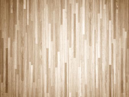 Photo pour Hardwood maple basketball court floor viewed from above - image libre de droit