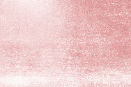 Foto de Rose Gold foil texture abstract red background - Imagen libre de derechos