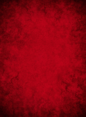 Photo pour A dark red paper background with mottled grunge patterns. - image libre de droit