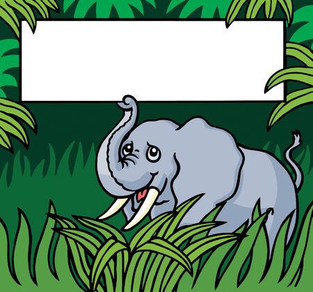 Jungle Elephant