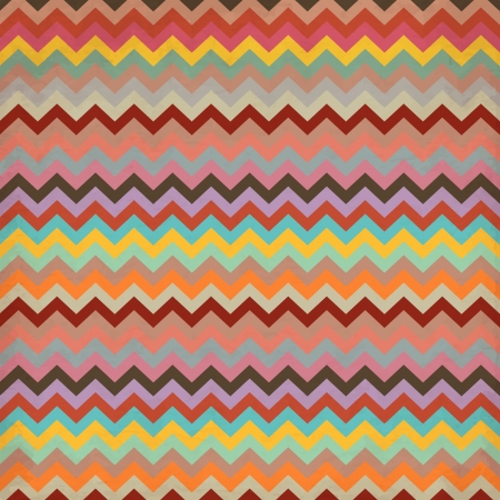 Aztec stripe pattern in pastel tints mural