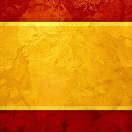 Photo pour Yellow golden and red textured  golden design background - image libre de droit