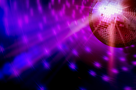 Photo for disco ball background space backdrop light discoball nightclub design graphic concept - stock image - Royalty Free Image