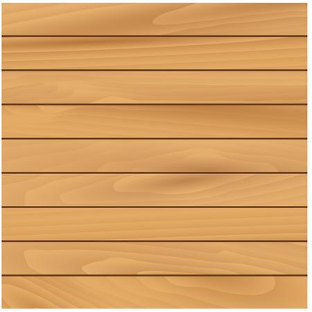 Illustration pour Light wooden texture natural background with narrow horizontal pine panels. For interior or construction design usage - image libre de droit