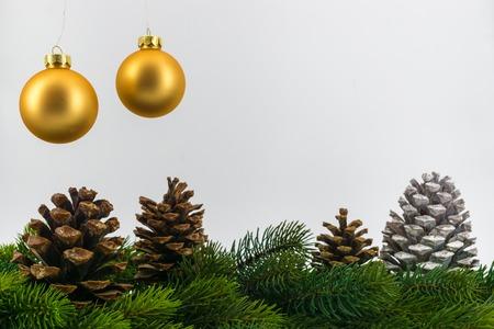Photo for Christmas border - Royalty Free Image