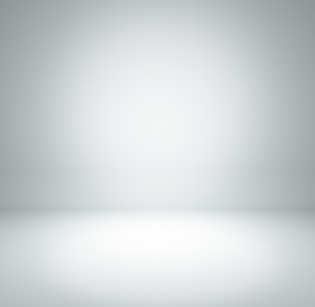 Foto de white grey gradient abstract background rendering for display or montage your products - Imagen libre de derechos