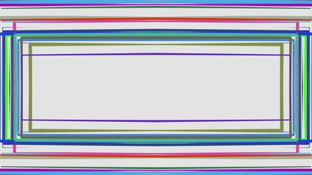 Photo for abstract rainbow colors drawn elegant lines stripes bands beautiful illustration background New universal colorful joyful stock image - Royalty Free Image