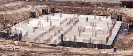 Photo for Construction of the building.  - Royalty Free Image