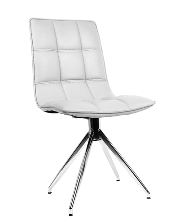 Photo for Modern chair isolated on white - Royalty Free Image