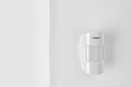 Photo pour Modern motion sensor indoors - image libre de droit