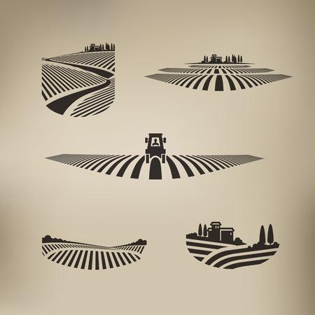 Illustration pour Harvest  Vector format - image libre de droit
