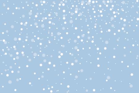 Illustration pour White snow abstract. Winter background. Vector illustration,eps 10. - image libre de droit
