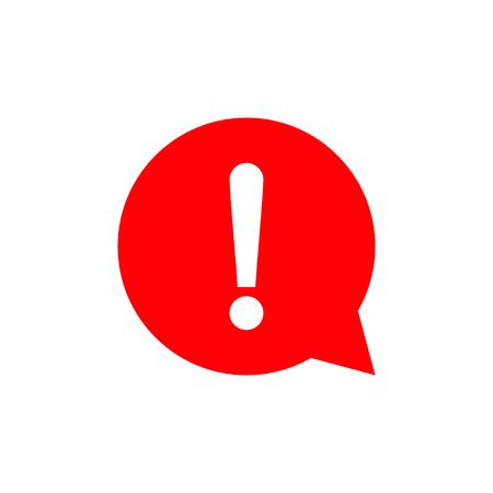 Ilustración de Exclamation mark sign. - Imagen libre de derechos