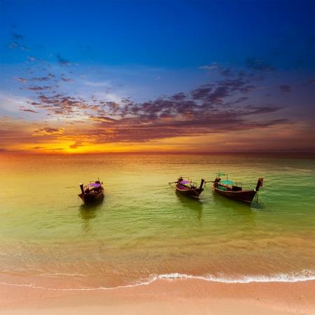 Foto de Sea landscape nature background - Imagen libre de derechos