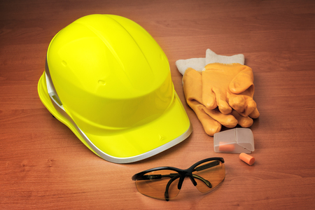 Photo for Personal protective equipments - Royalty Free Image