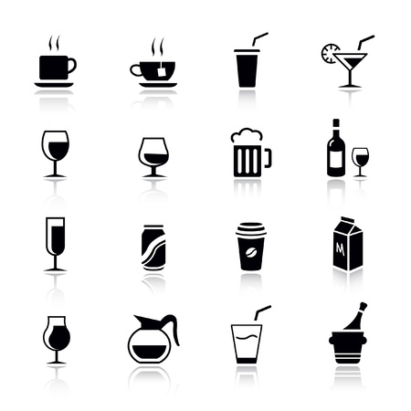 Basic - Drink Icons
