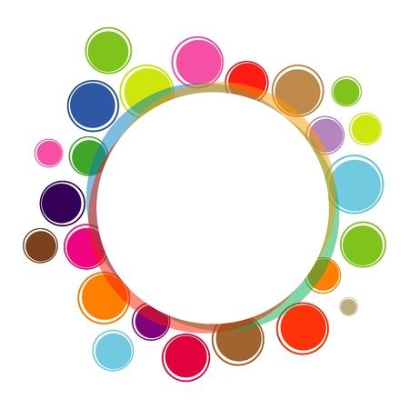 Illustration pour Graphical design element - image libre de droit