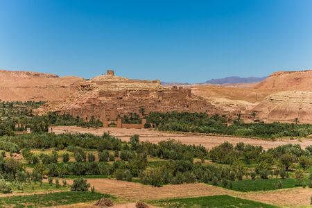Photo for ait ben haddou in morocco - famous filmset for e.g. gladiator - Royalty Free Image