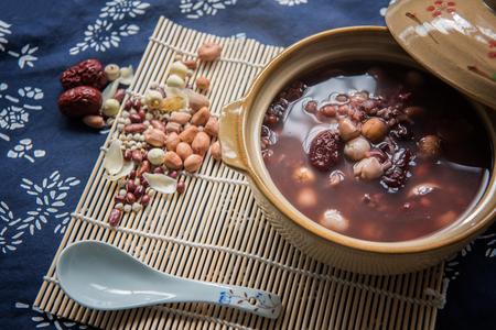 Photo for Festival food Laba porridge - Royalty Free Image