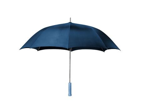 Umbrella isolated over white