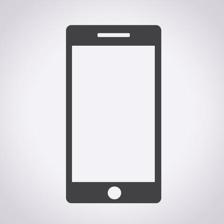 Illustration pour Smart Phone illustration  - image libre de droit