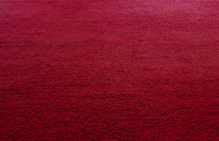 Foto per The red carpet,shooting angle in obliquely. - Immagine Royalty Free
