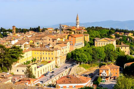 Photo for Panorama  of Perugia, Umbria, Italy - Royalty Free Image