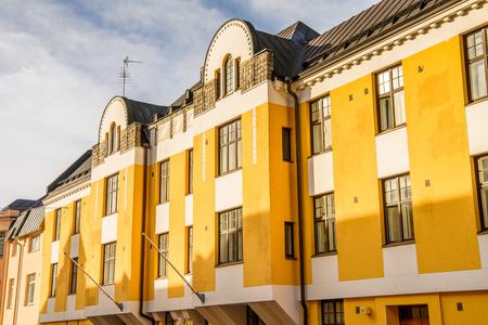 Foto de House in  Helsinki, Finland - Imagen libre de derechos