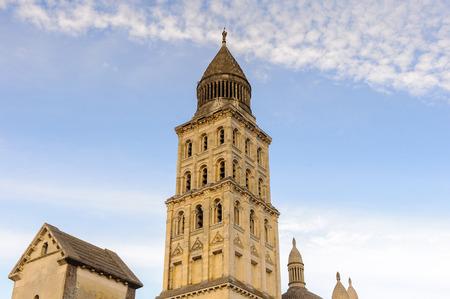 Photo pour St. Front's Cathedral of Perigueux, France. - image libre de droit