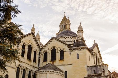 Photo pour St. Front's Cathedral of Perigueux, France. . - image libre de droit
