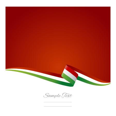 Foto de Abstract color background Italian flag - Imagen libre de derechos