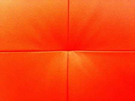 Orange Leather Texture